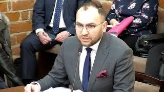 XV sesja Rady Miasta Działdowo (23.01.2020 r.)
