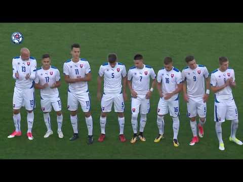 Slovensko U19 - Anglicko U19
