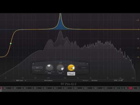 Focusrite // Plug-in Collective - Fabfilter Pro Q 2 & Pro DS