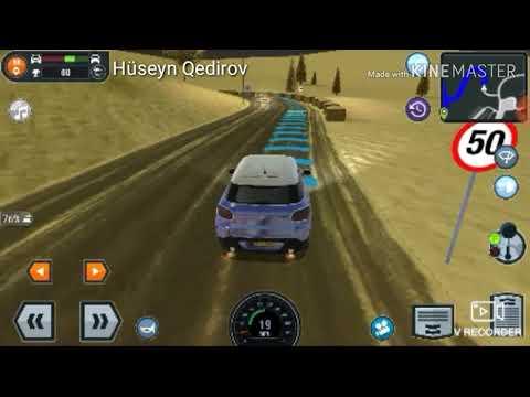 Araba Oyunu Karlı Yollar  1 (2019)