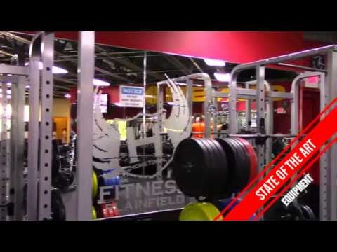 Plainfield IL Fitness Center (815-609-0212)