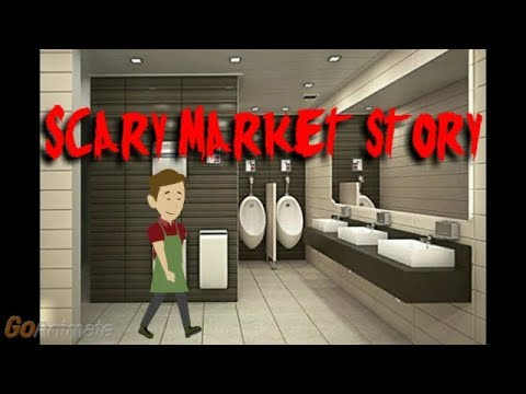 Scary super Market Story! (Animated in Hindi) |IamRocker|