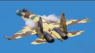 Russian SUKHOI SU 35 Better than US Air force F-15 and F-18