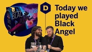 Today We Played Black Angel (at PAX West 2019)