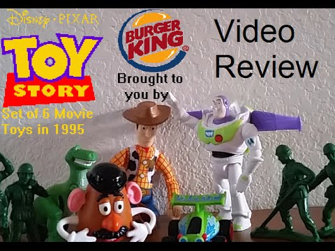 an analysis of the 1995 movie toy story Toy story (1995) on imdb: plot summary, synopsis, and more.