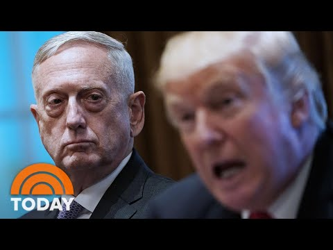 Former Defense Secretary James Mattis Condemns Trump As Threat To Constitution | TODAY
