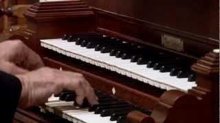 Jacques van Oortmerssen - J.C. Kittel -Preludio A Moll Pro Organo - Live in Smarano 31-07-2012