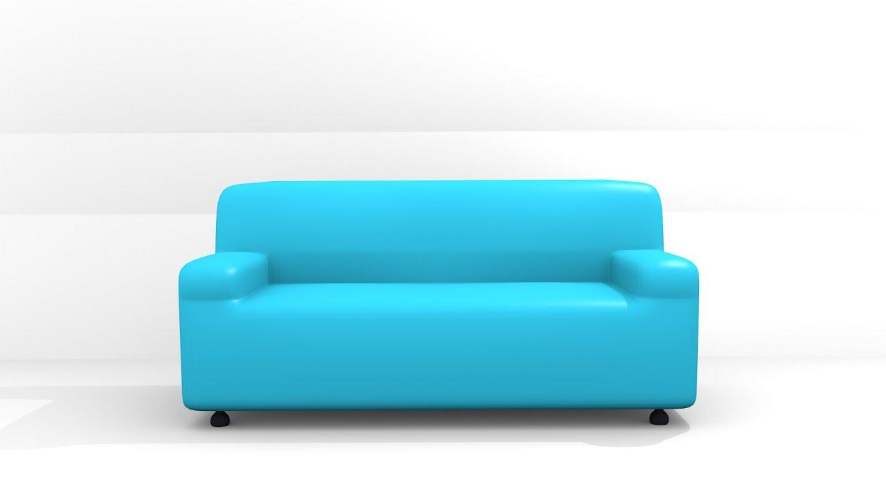 Tutorial Membuat Kursi Sofa Pada Blender YouTube