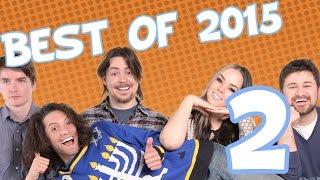Best of Game Grumps - 2015 - PART 2