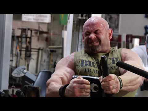 IFBB Pro Branch Warren Joins The Kaged Muscle Team