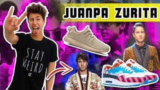 Juanpa Zurita viste mas caro que Luisito comunica?