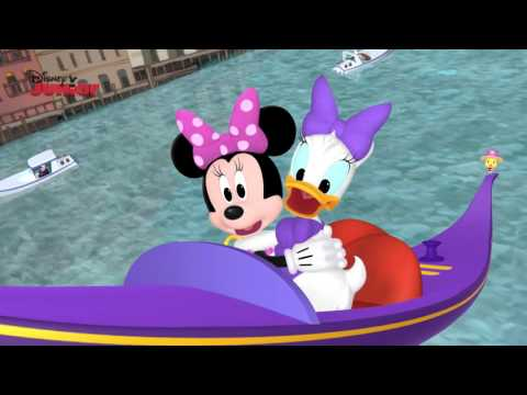 Minnie's Bow-Toons | Minnie's Boutique  | Disney Junior UK