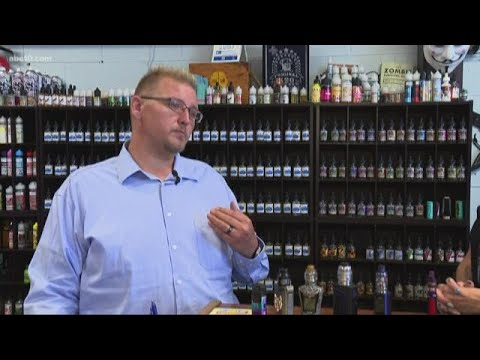 Local vape shop owner says flavor ban will push sale of liquid into  dangerous black market