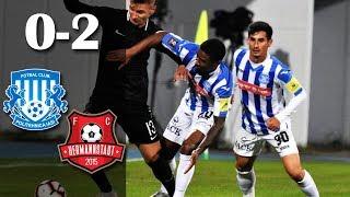 Rezumat: Poli Iasi - FC Hermannstadt 0-2 (0-2)