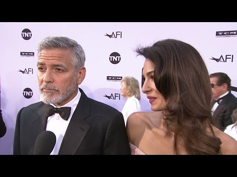 Clooney: Twins are my greatest achievement