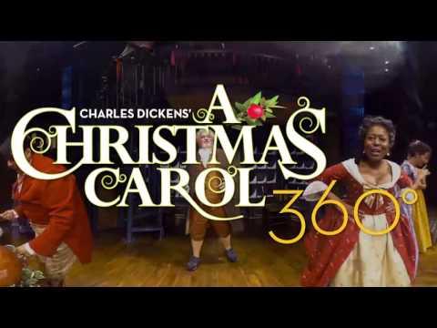 A Christmas Carol 360° | Fezziwig's Party