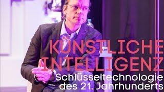 Künstliche Intelligenz: Schlüsseltechnologie des 21. Jahrhunderts – Prof. Dr. Christian Bauckhage