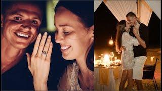 Тарасов официально сделал предложение руки и сердца Костенко
