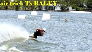 How to learn TS RALEY. Wakeboard tutorial. Тз Рейлі або рейлі з шкарпеток.