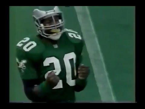 Andre Waters Philadelphia Eagles
