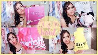 Collective Try On Haul | Lingerie, Clothing, Makeup