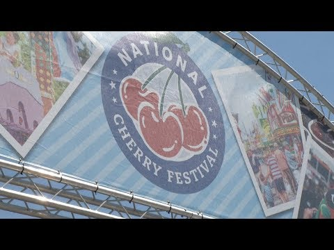 Traverse City Hosts the 92nd Annual National Cherry Festival