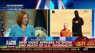 The Beast : Journalist Steven Sotloff has been beheaded by Obama trained ISIS Army (Sept 02, 2014)