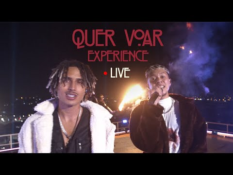 QUER VOAR EXPERIENCE (LIVE)