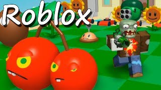 роблокс против растений roblox welcome to plants vs zombies приключения мульт героя зомби