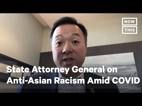connecticut-attorney-general-speaks-out-on-anti-asian-racism-amid-covid-19- -nowthis