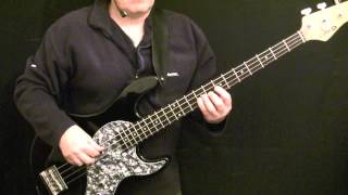 How To Play Bass To Summertime Blues