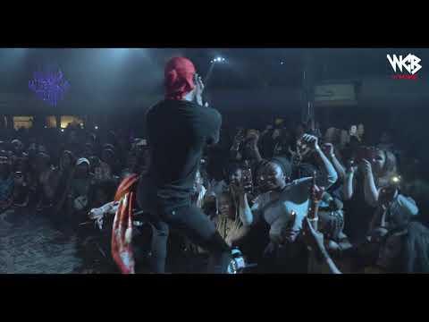 Diamond Platnumz - performing live in TORONTO/CANADA ( KATIKA)