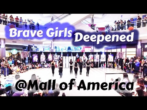 [MN🔥USA] Brave Girls (브레이브걸즈) - Deepened (변했어) Dance Cover @ Mall of America (MOA)