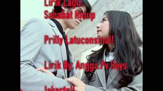 Video Lirik Lagu Sahabat Hidup Prilly Ltc (PvBoys) download MP3, 3GP, MP4, WEBM, AVI, FLV Agustus 2017