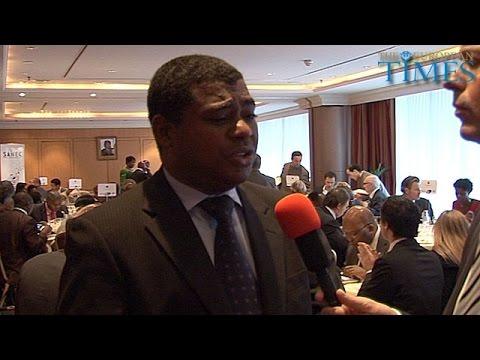 Hon. Ralph Pachalo Jooma, Deputy Minister of Finance   Malawi