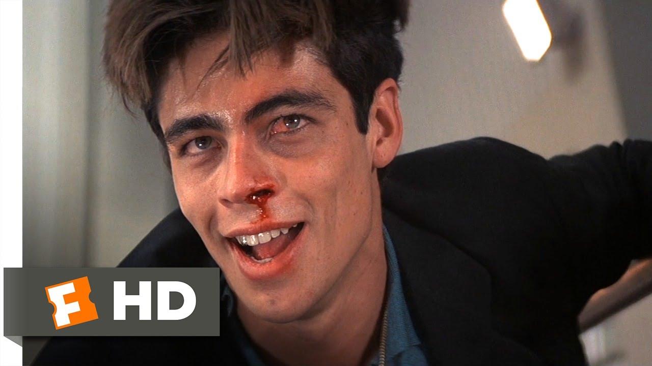 Licence To Kill 8 10 Movie Clip Dario Gets Shredded 1989 Hd