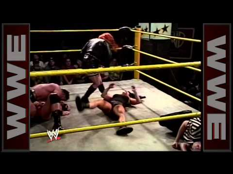 Batista vs. Doug Basham - OVW Championship Match: OVW, Nov. 28, 2001