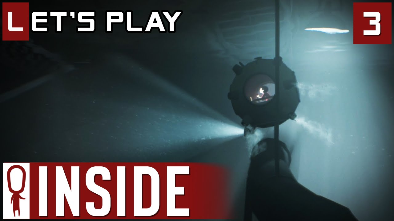 Inside Gameplay - Part 3 - Something In The Water - Let's Play -  Walkthrough [XBOX One / PC]