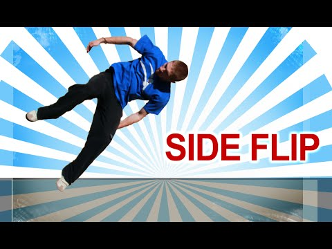 How To Side Flip - Detailed Flip Tutorial - Tapp Brothers