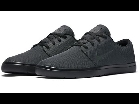 reputable site 2feab 1bd2a Nike SB Portmore Ultralight M Skate Shoes-Review-The-House.com