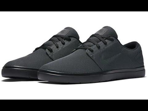 reputable site c1c84 dfa9d Nike SB Portmore Ultralight M Skate Shoes-Review-The-House.com