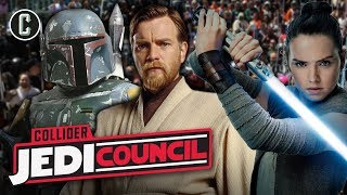 What Will Be Announced at Star Wars Celebration 2019? - Jedi Council