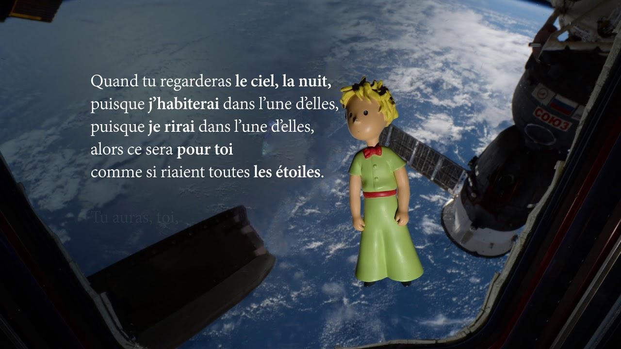 Le Petit Prince Et Les étoiles