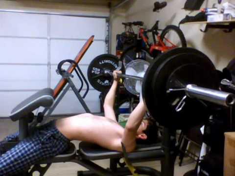 225 Lbs Bench Press 130