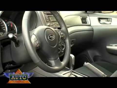 2008 Subaru Impreza - VIDEO REVIEW