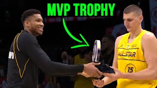 Jokic STEALS The MVP Trophy From Giannis (What You DIDN'T SEE)