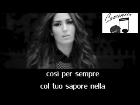 Sei tu l'immenso amore mio Karaoke version-BY CAMINITO