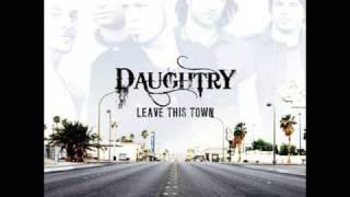 Daughtry- Tennessee Line (w/ lyrics)