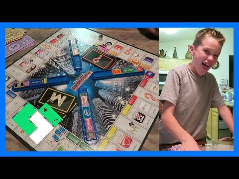 RAINY DAYS EQUALS BOARD GAMES (10.6.15 - Day 1284) | Clintus.tv