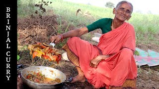 Yummy Brinjal curry Recipe | Country foods